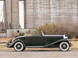 1932 Cadillac V-16 Convertible Coupe by Fisher - $