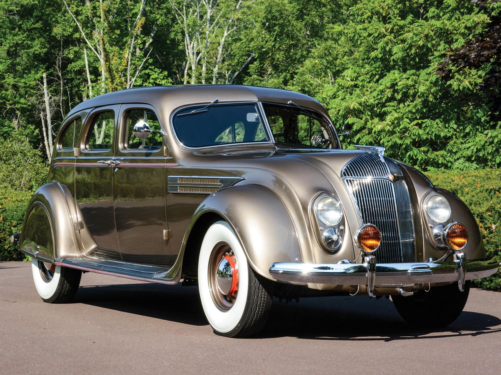 RM Sotheby's - 1936 Chrysler Imperial Airflow Sedan | Hershey 2015