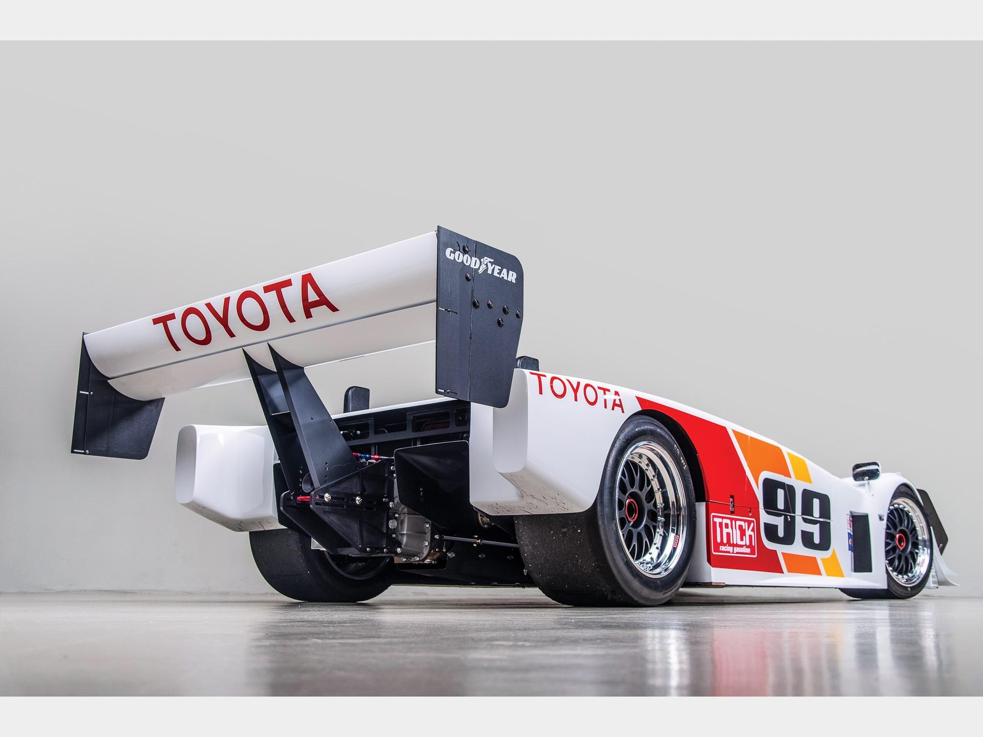 1990 AAR-Toyota Eagle HF89