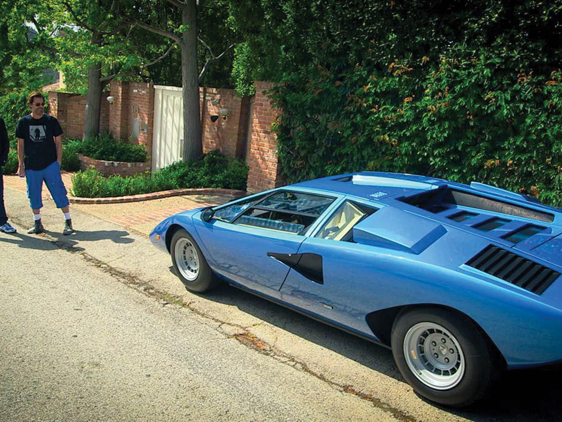 1976 Lamborghini Countach LP 400 'Periscopio'