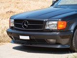 1991 Mercedes-Benz 560 SEC AMG 6.0 'Wide-Body'  - $