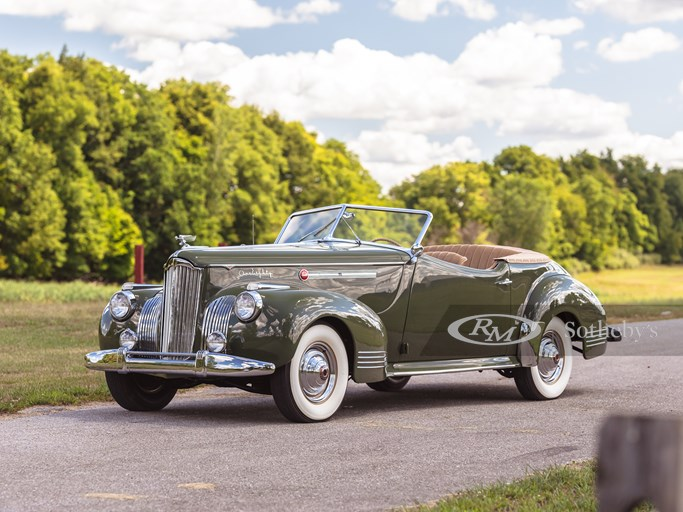 1941 Packard Darrin | RM Sotheby's | Photo: Teddy Pieper - @vconceptsllc