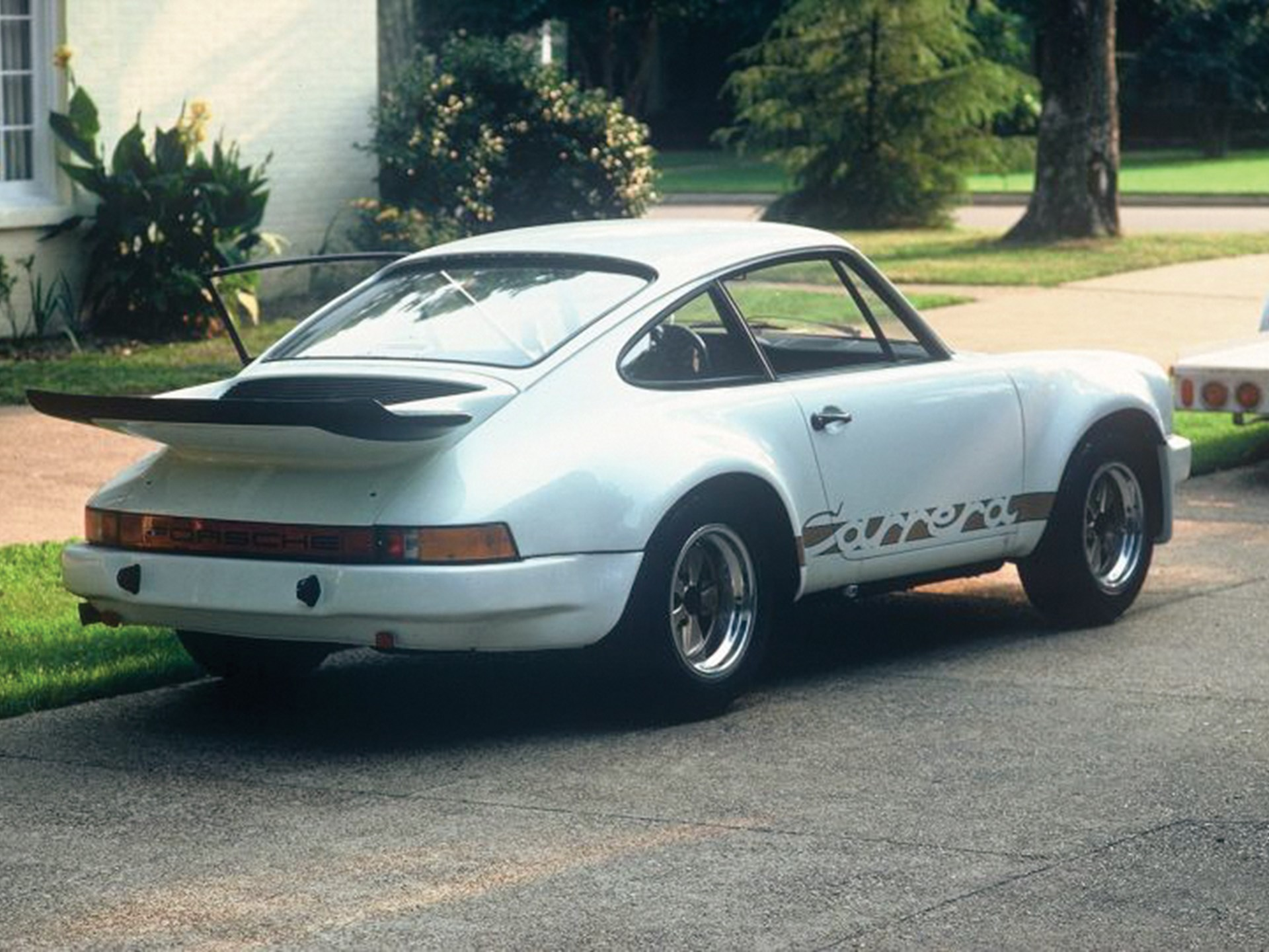 Car Lots In Memphis >> RM Sotheby's - 1974 Porsche 911 Carrera RS 3.0 | Amelia Island 2017