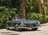 1960 Mercedes-Benz 300 SL Roadster  - $
