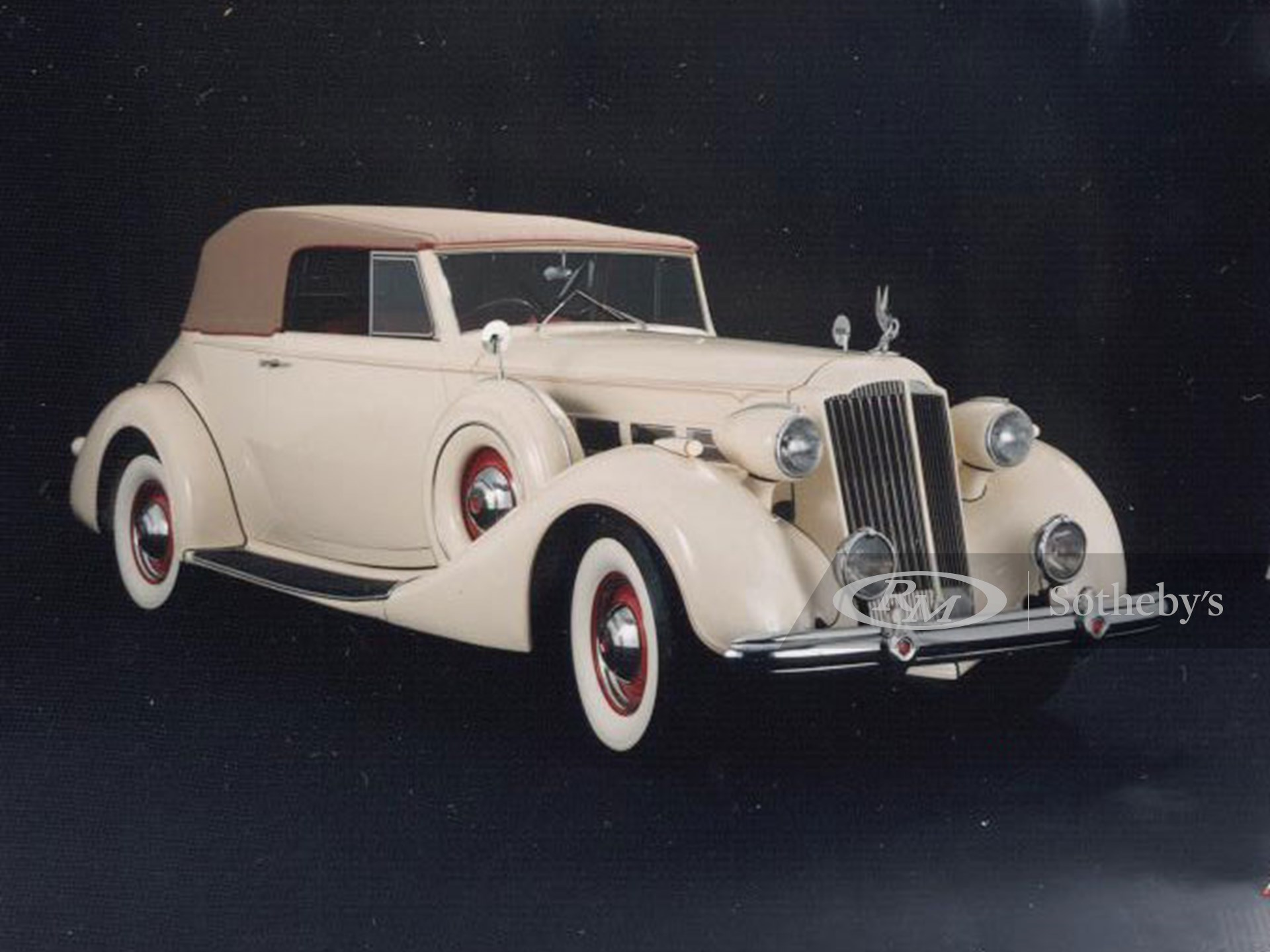 1937 Packard Super 8 Conv. Victoria