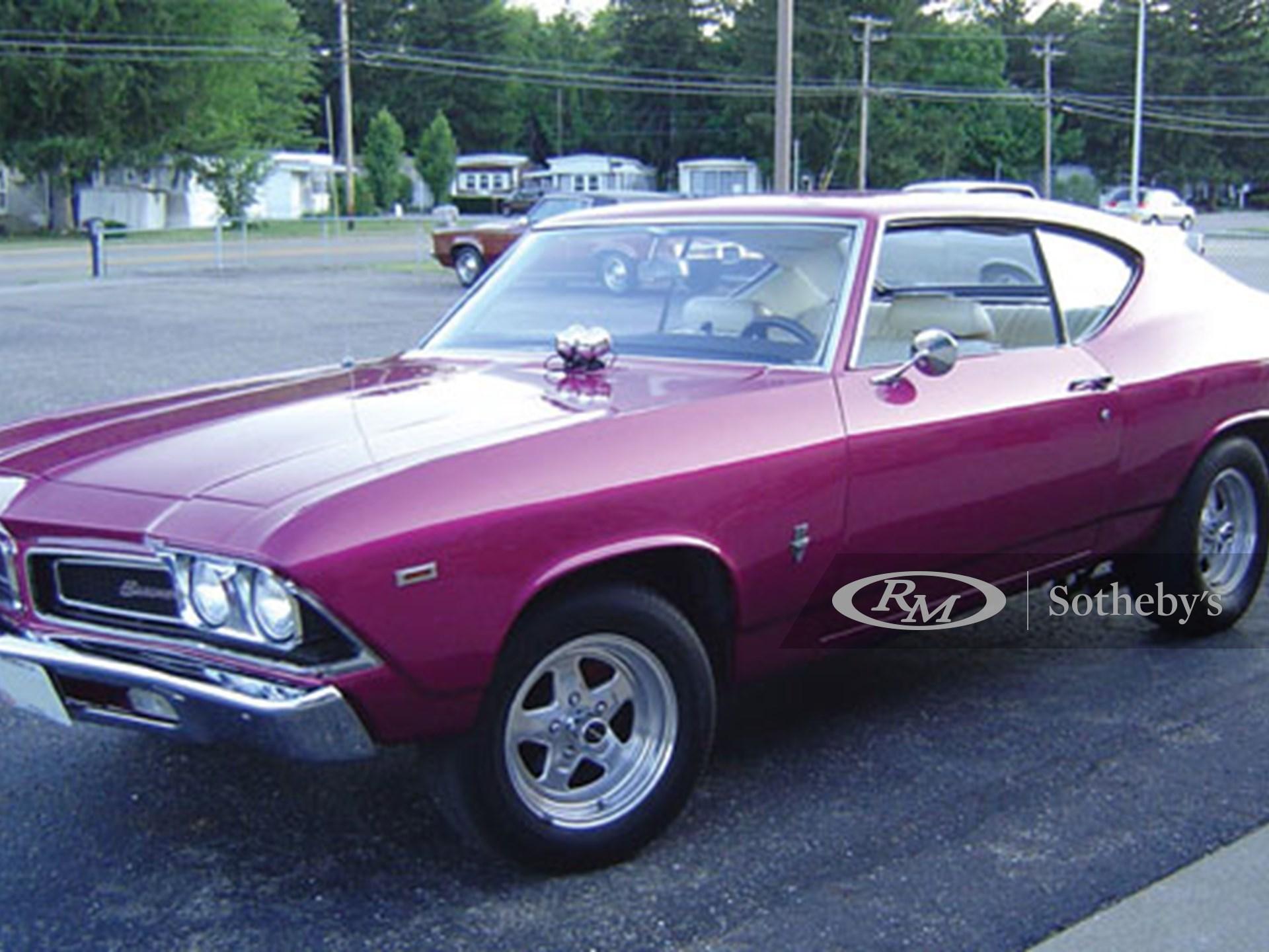 """1969 Pontiac Beaumont """"Canadian Production Chevelle"""""""