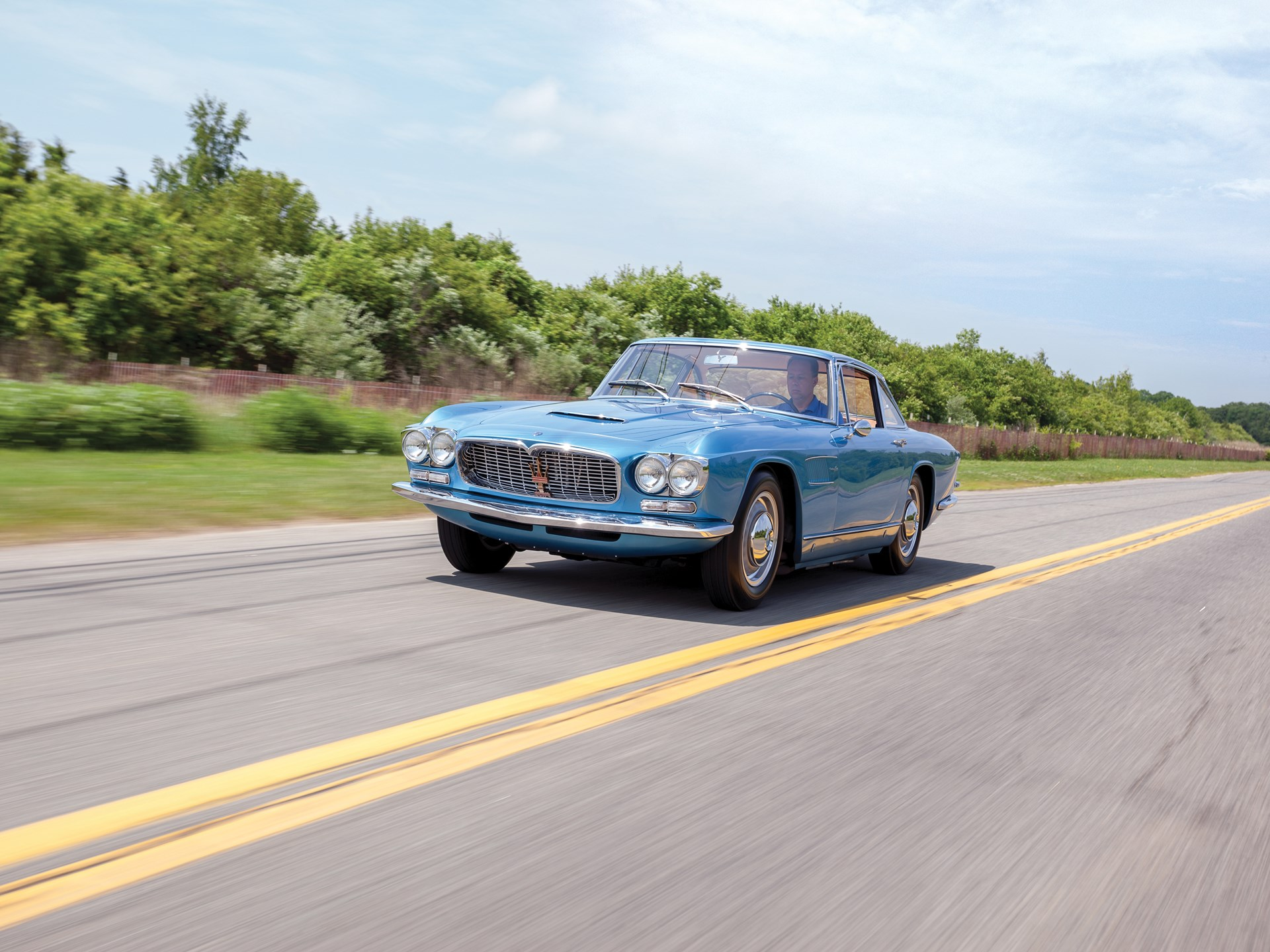 1961 Maserati 3500 GT Coupe Speciale by Frua
