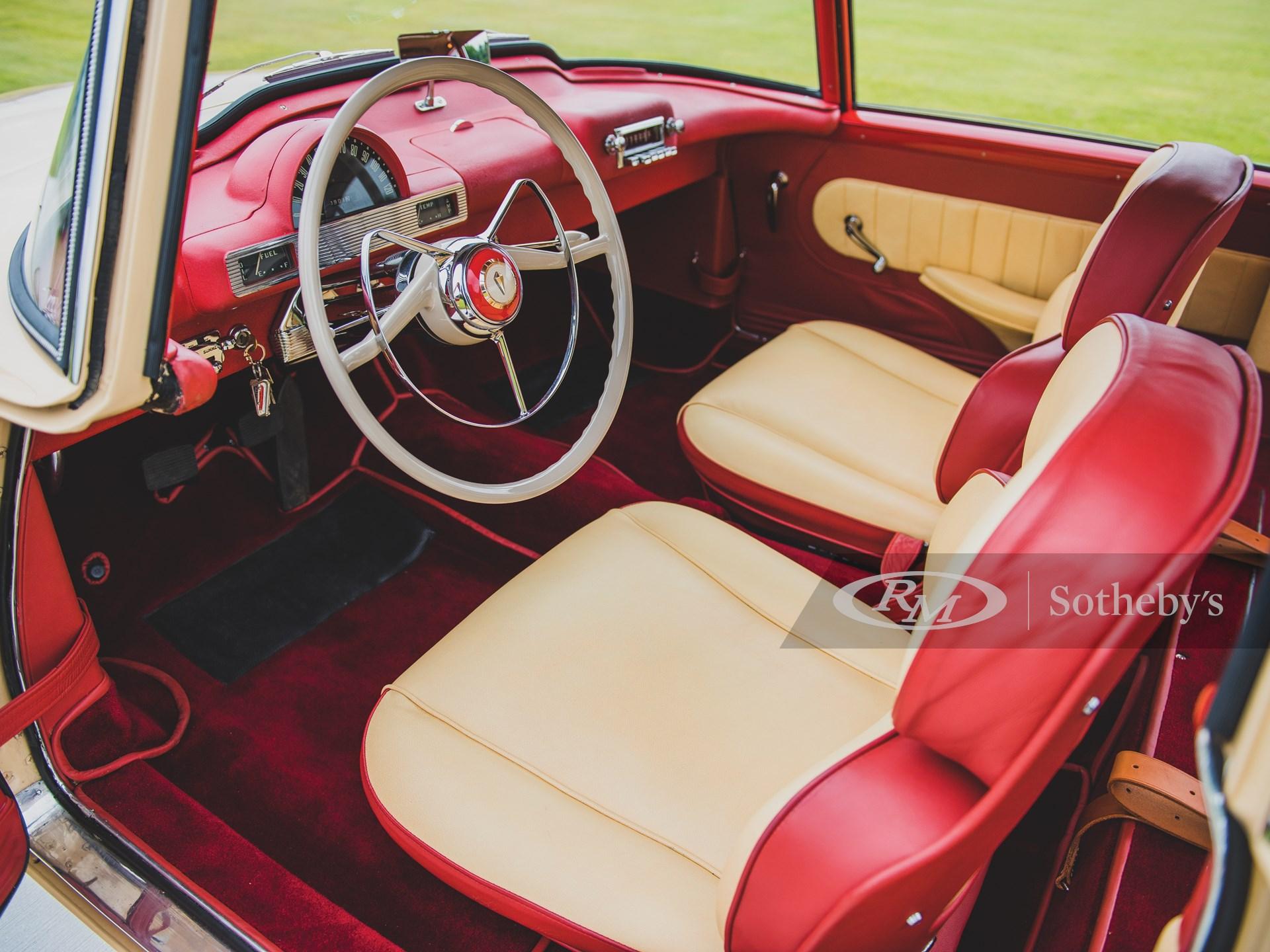 1955 Hudson Italia by Touring -