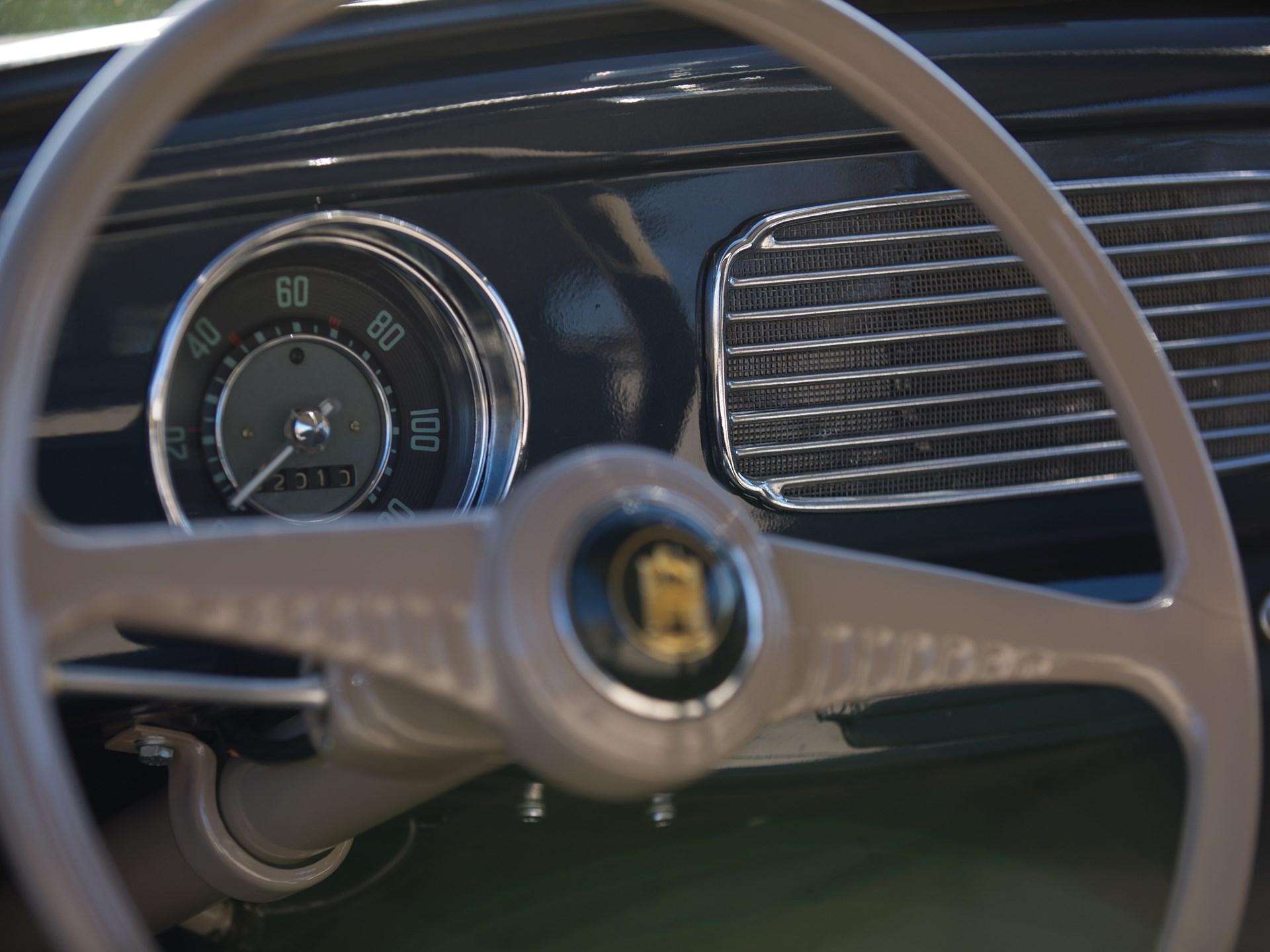 Rm Sothebys 1953 Volkswagen Zwitter Beetle Arizona 2013 68 Vw Speedo Wiring Diagram 6