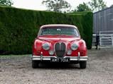1962 Jaguar Mark 2 3.4 Saloon  - $