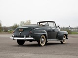 1947 Ford V-8 Super DeLuxe Convertible  - $
