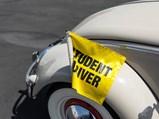 1955 Volkswagen 'Driver Education' Beetle  - $