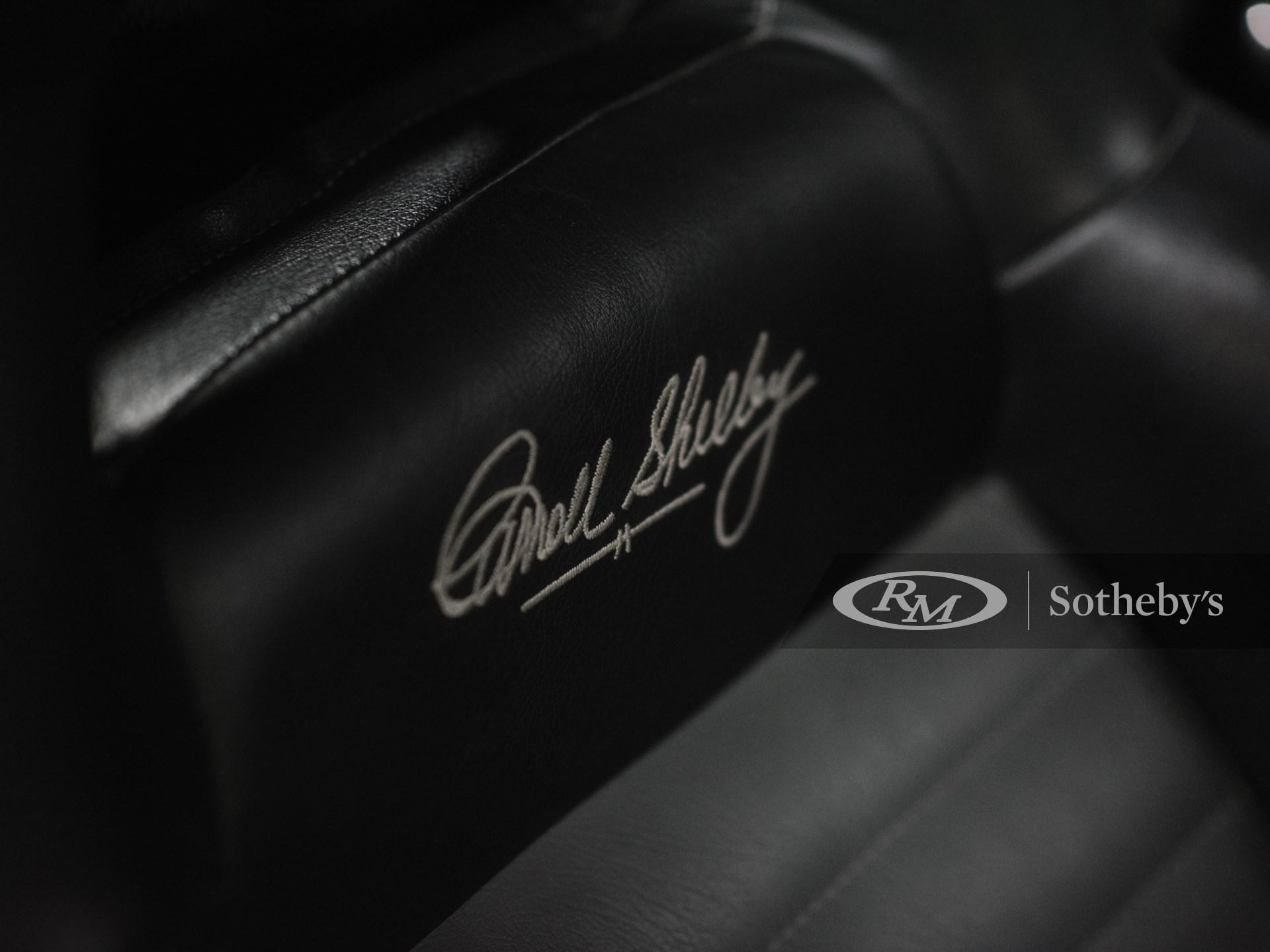 1999 Shelby Series 1 Prototype  -