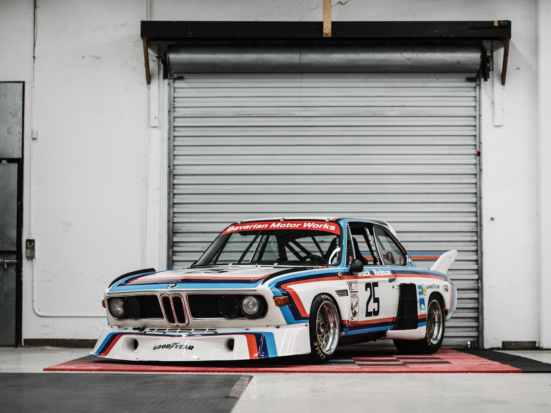 Image result for rm MO19 1974 BMW 3.5 CSL IMSA