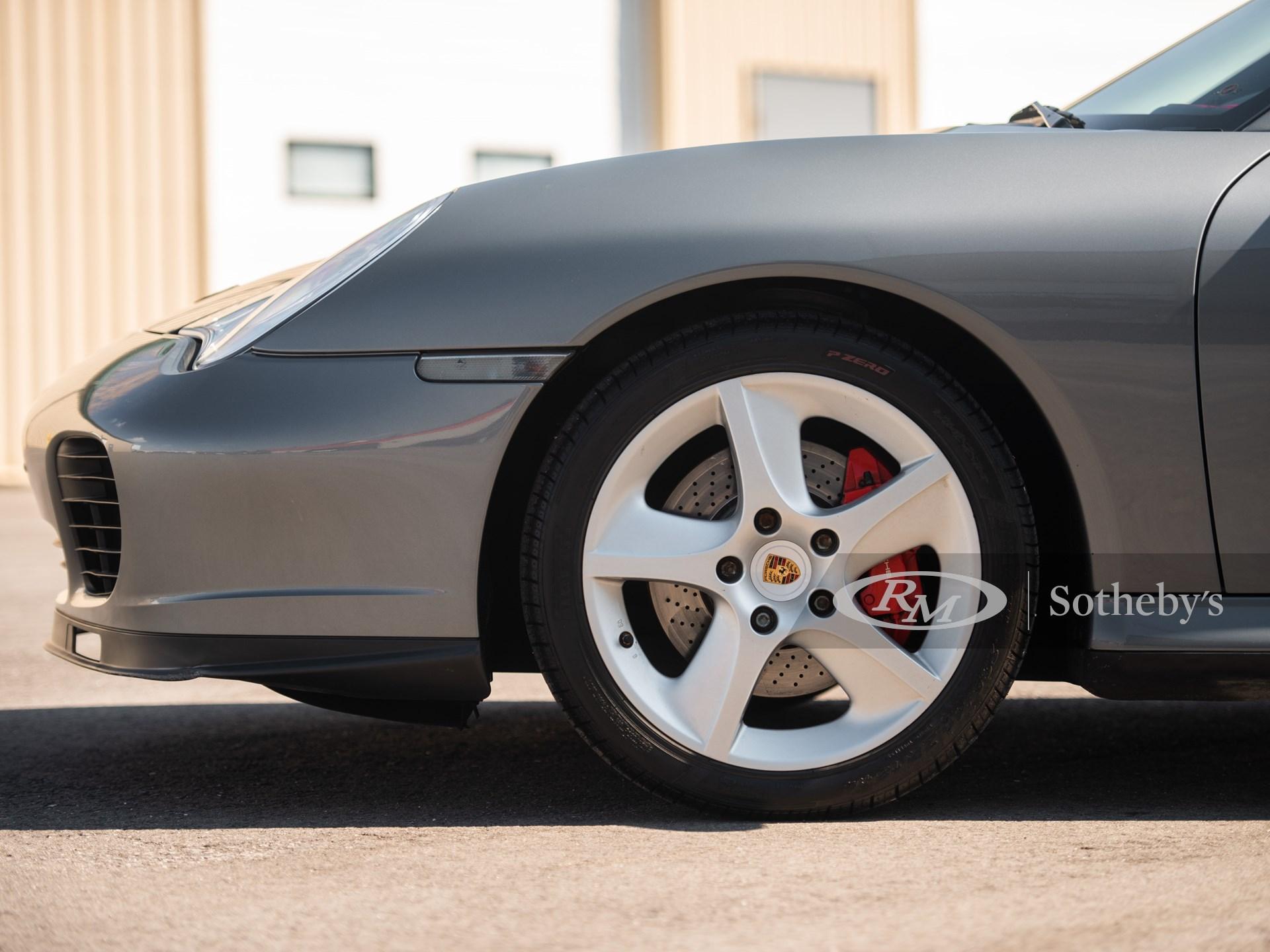 2004 Porsche 911 Turbo Cabriolet 'X50'  -