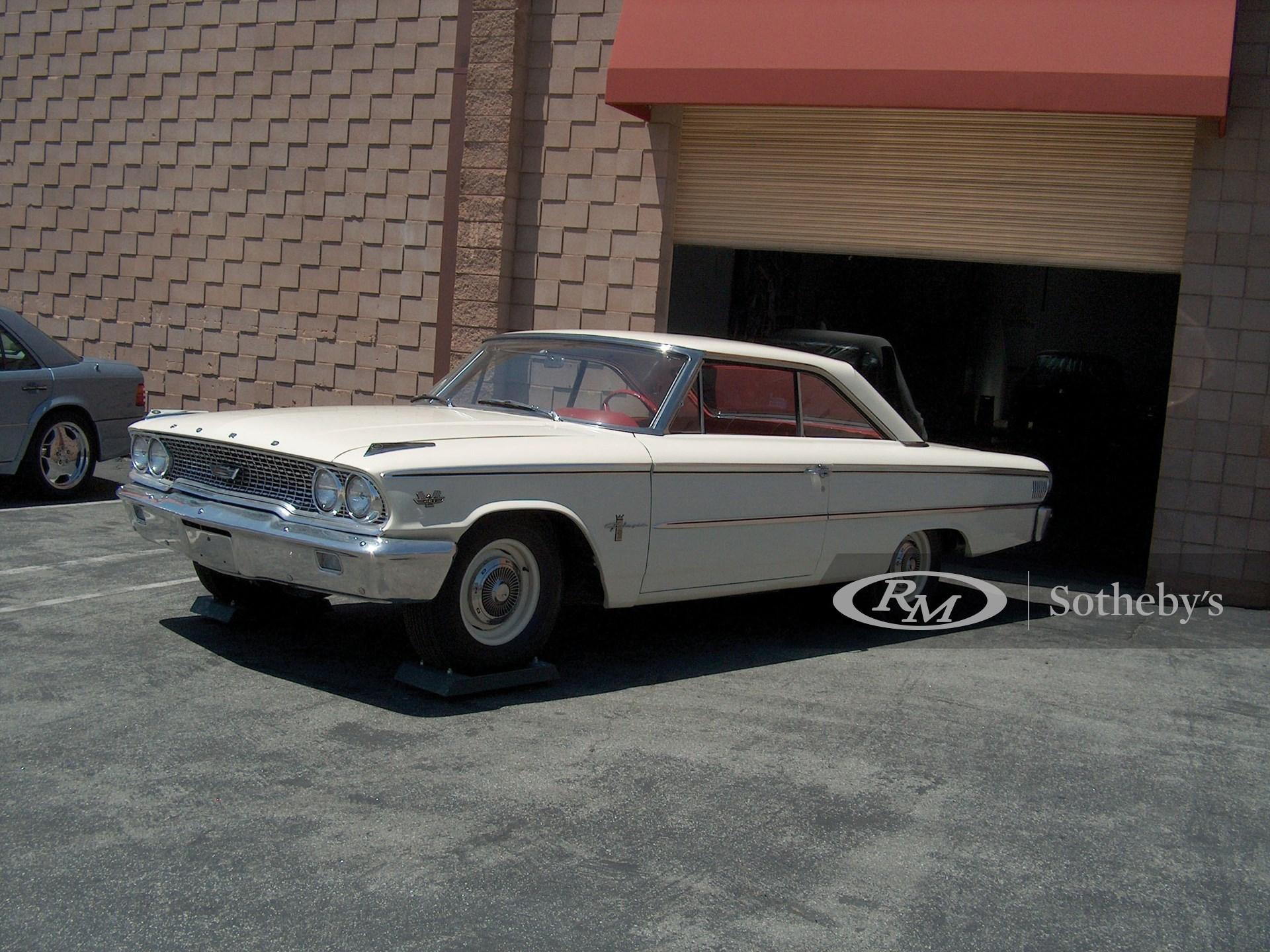 """1963 Ford Galaxie 500XL Lightweight """"Lightweight"""""""