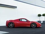 2013 Ferrari 458 Spider  - $