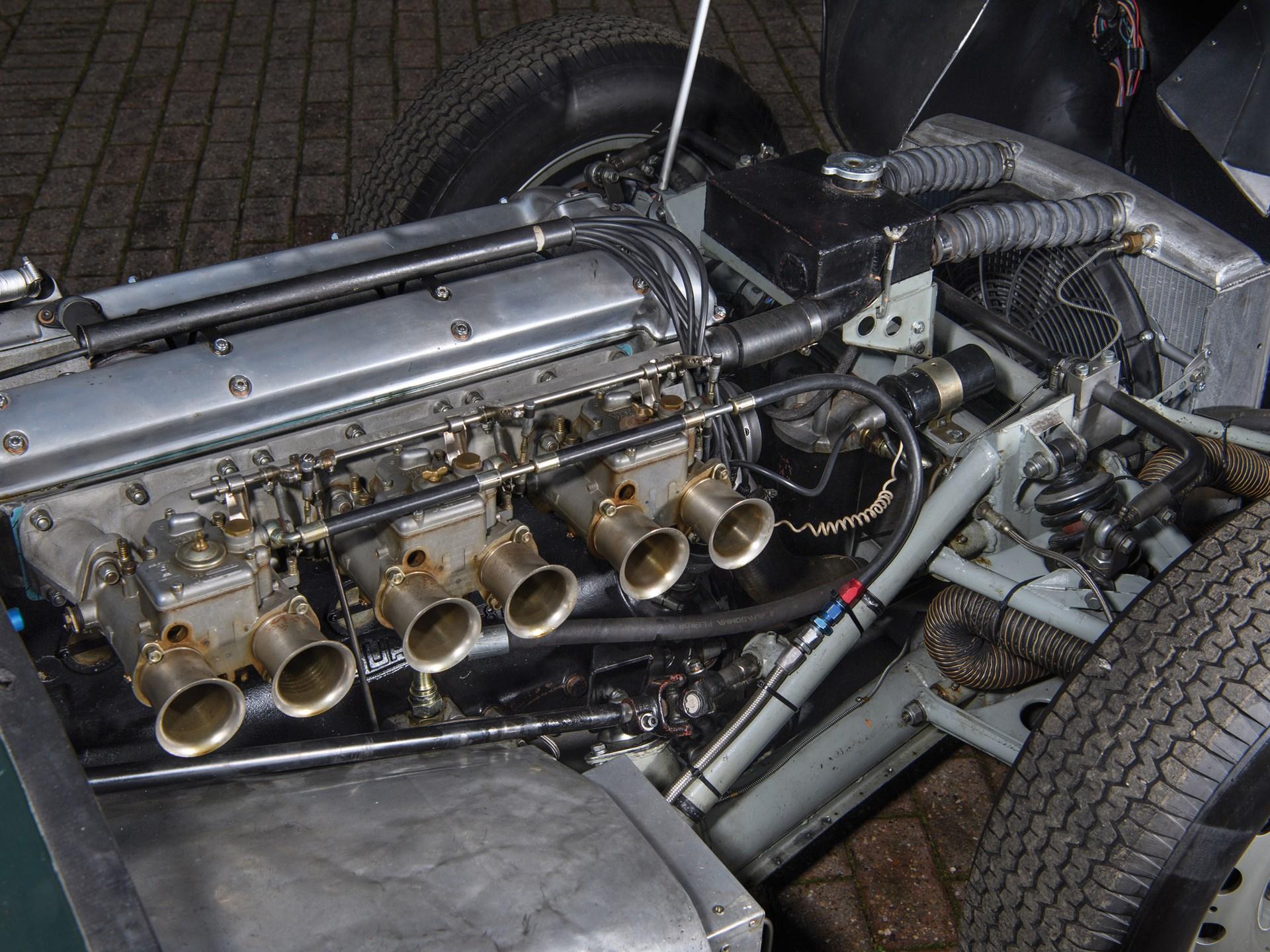 1959 Lister-Jaguar Costin