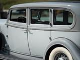 1933 Lincoln Model KB Seven-Passenger Sedan  - $