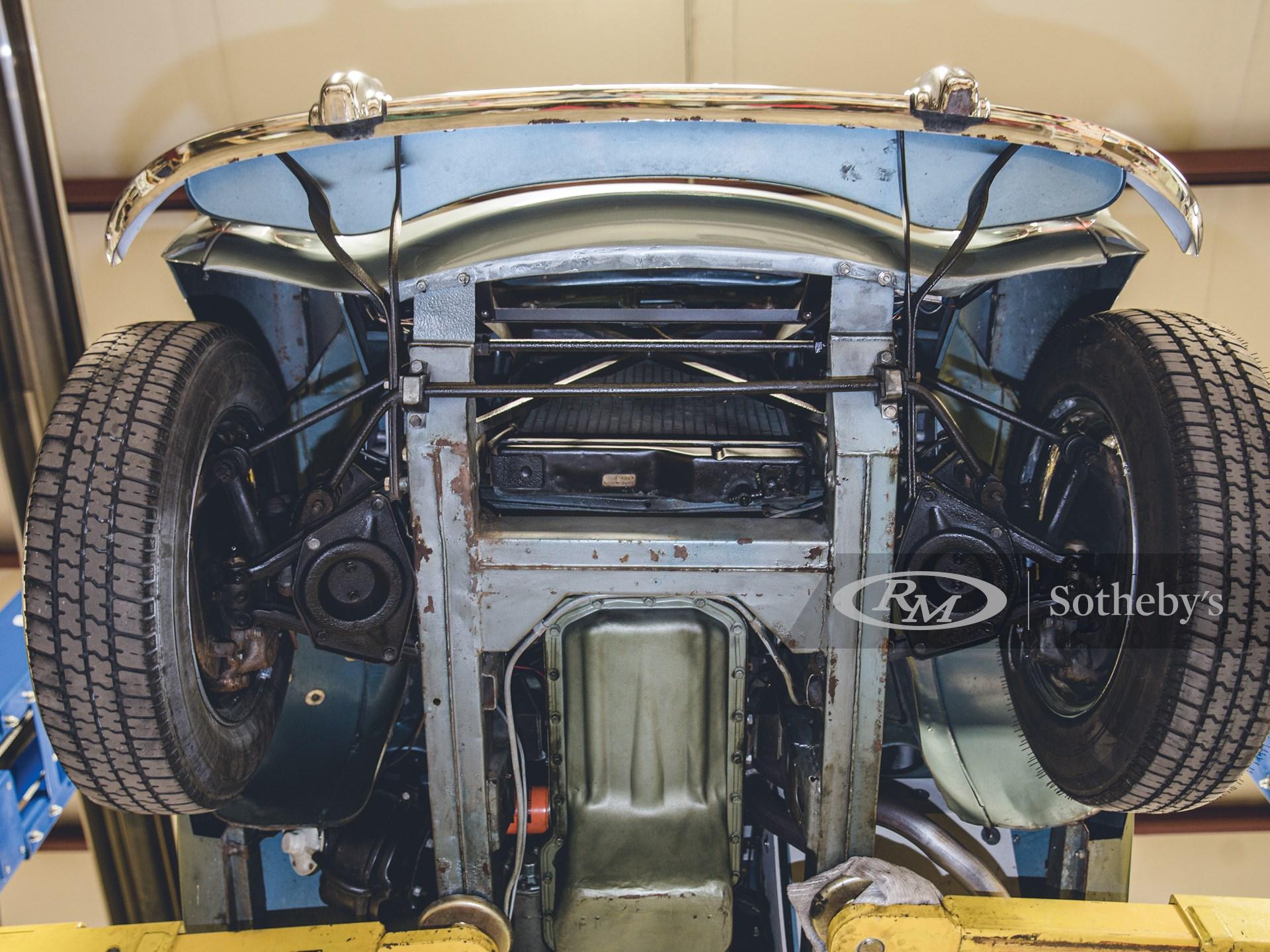 1966 Austin-Healey 3000 Mk III BJ8  -