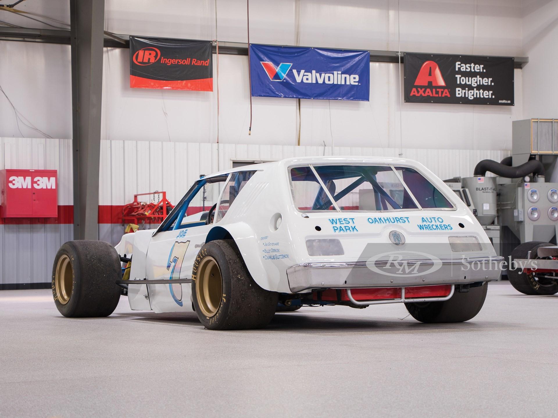 Ital Designs Hong Kong 1971 amc gremlin race car | auburn spring 2018 | rm auctions