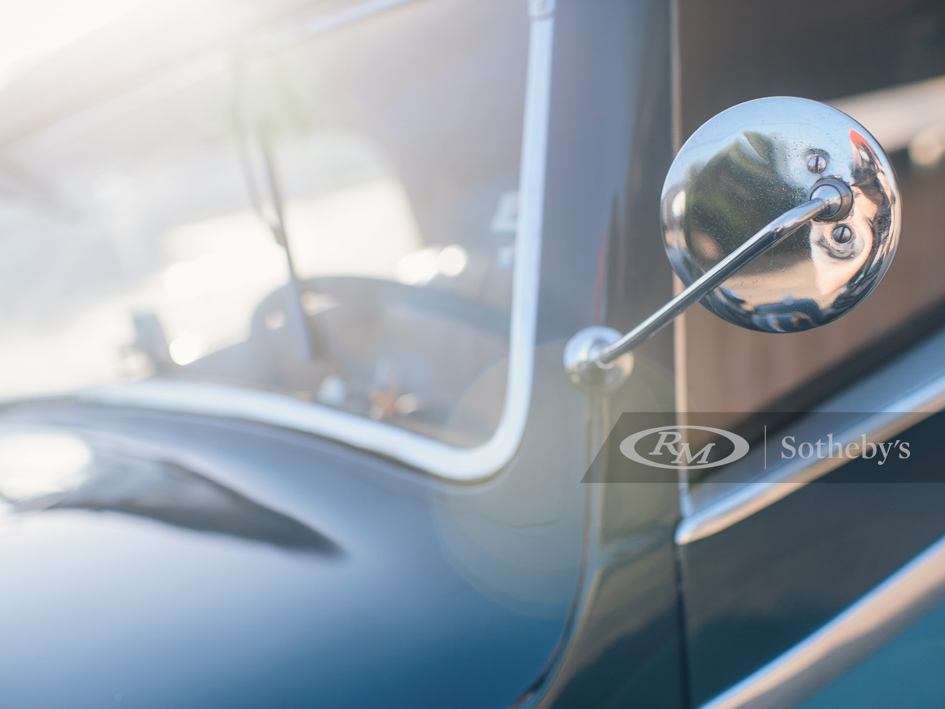 1933 Packard Eight Cabriolet by Graber -