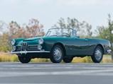 1963 Alfa Romeo 2600 Spider by Touring - $