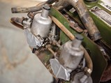 Austin Inline Four-Cylinder Engine with Dual S.U. Carburetors and Transmission - $