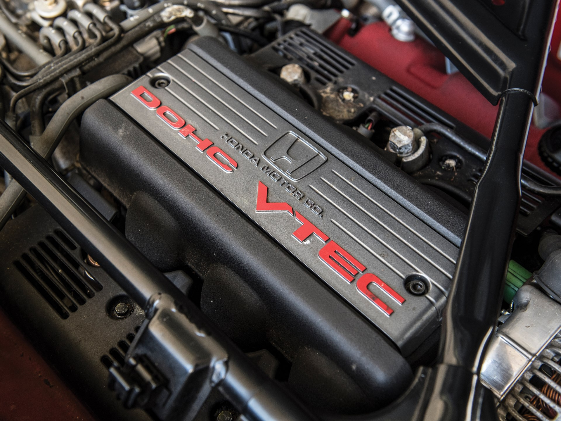 2000 Acura NSX-T