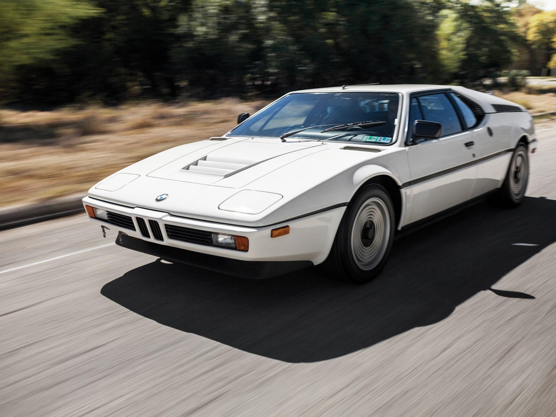 1981 BMW M1