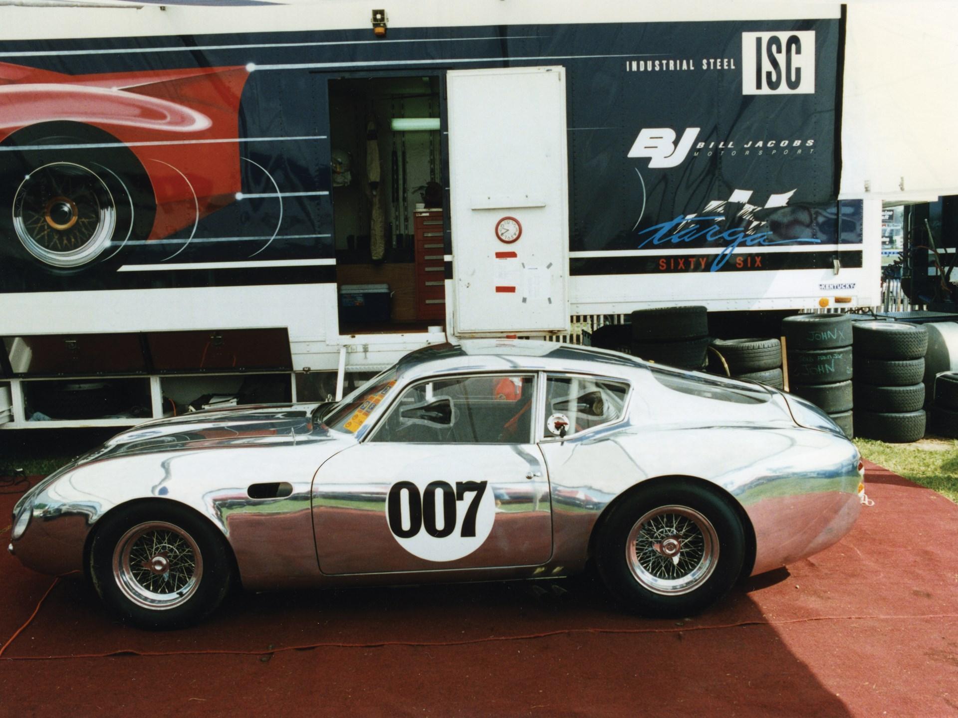 Rm Sotheby S 1961 Aston Martin Db4 Gt Zagato Replica Vintage