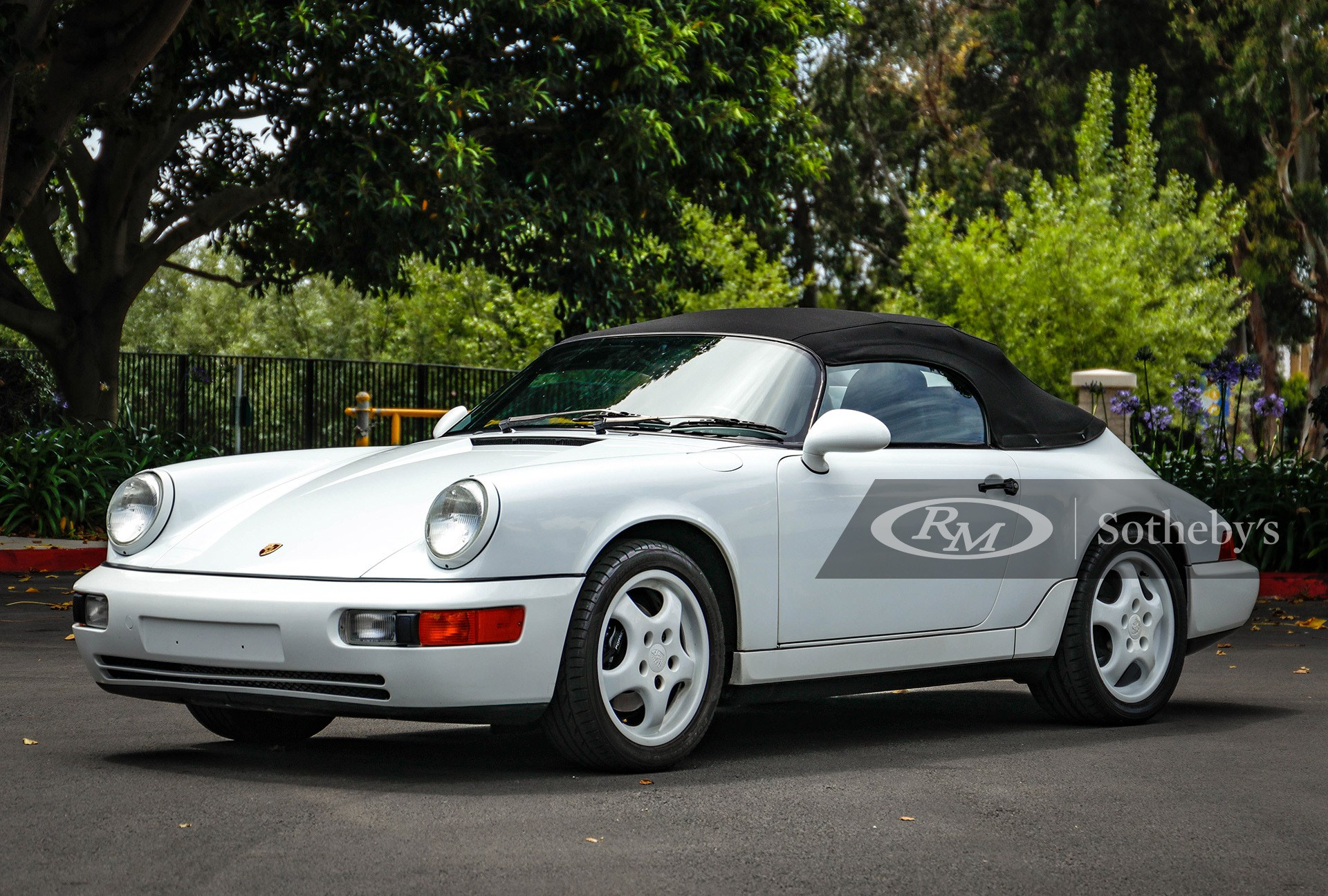 RM Sotheby's Open Roads Fall 2020, Blog, 1994 Porsche 911 Speedster