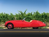 1950 Jaguar XK 120 Alloy Roadster  - $