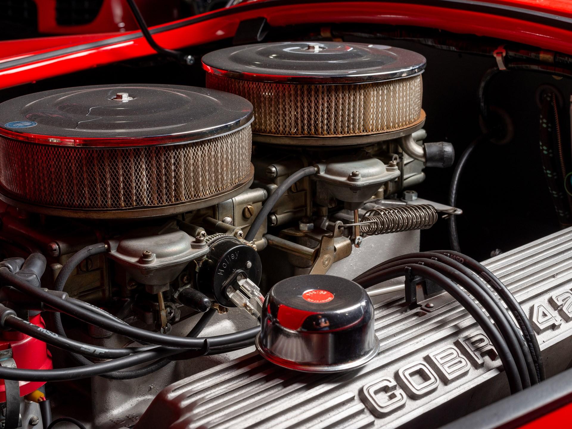 RM Sotheby's - 1966 Shelby 427 Cobra | Monterey 2018