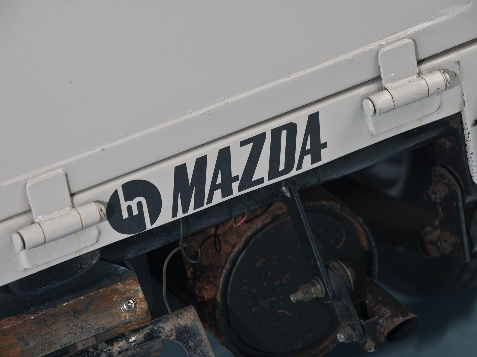 1960 Mazda K360