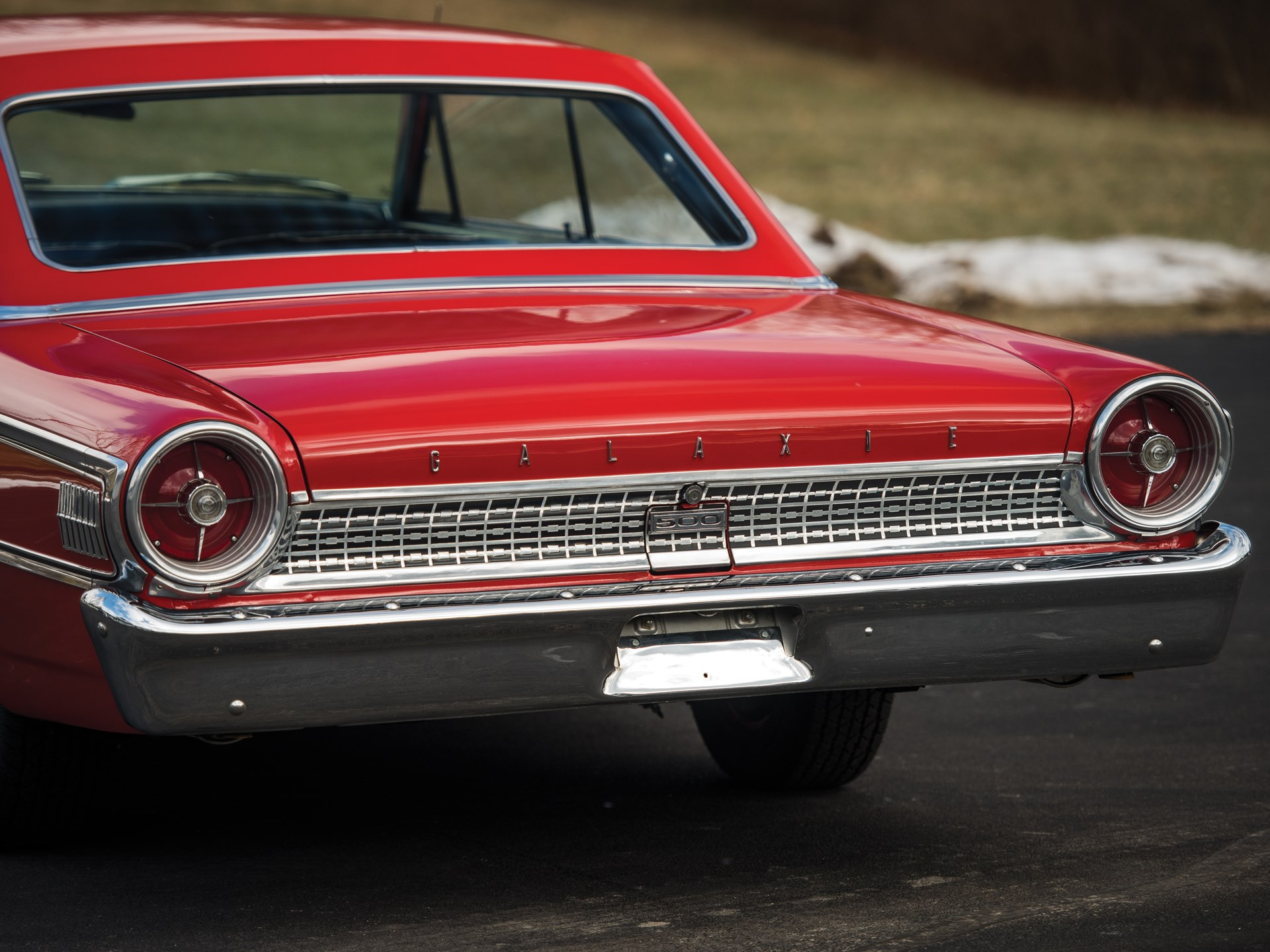 RM Sotheby's - 1963 Ford Galaxie 500 XL 'R-Code' Hardtop