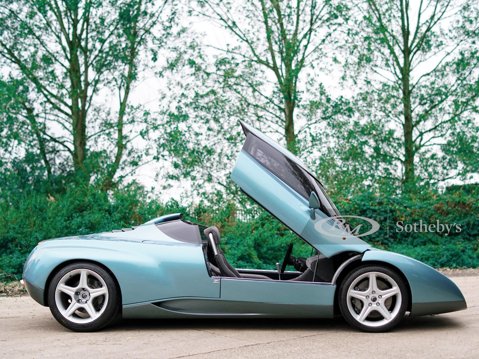 1996 Zagato Raptor Concept  -