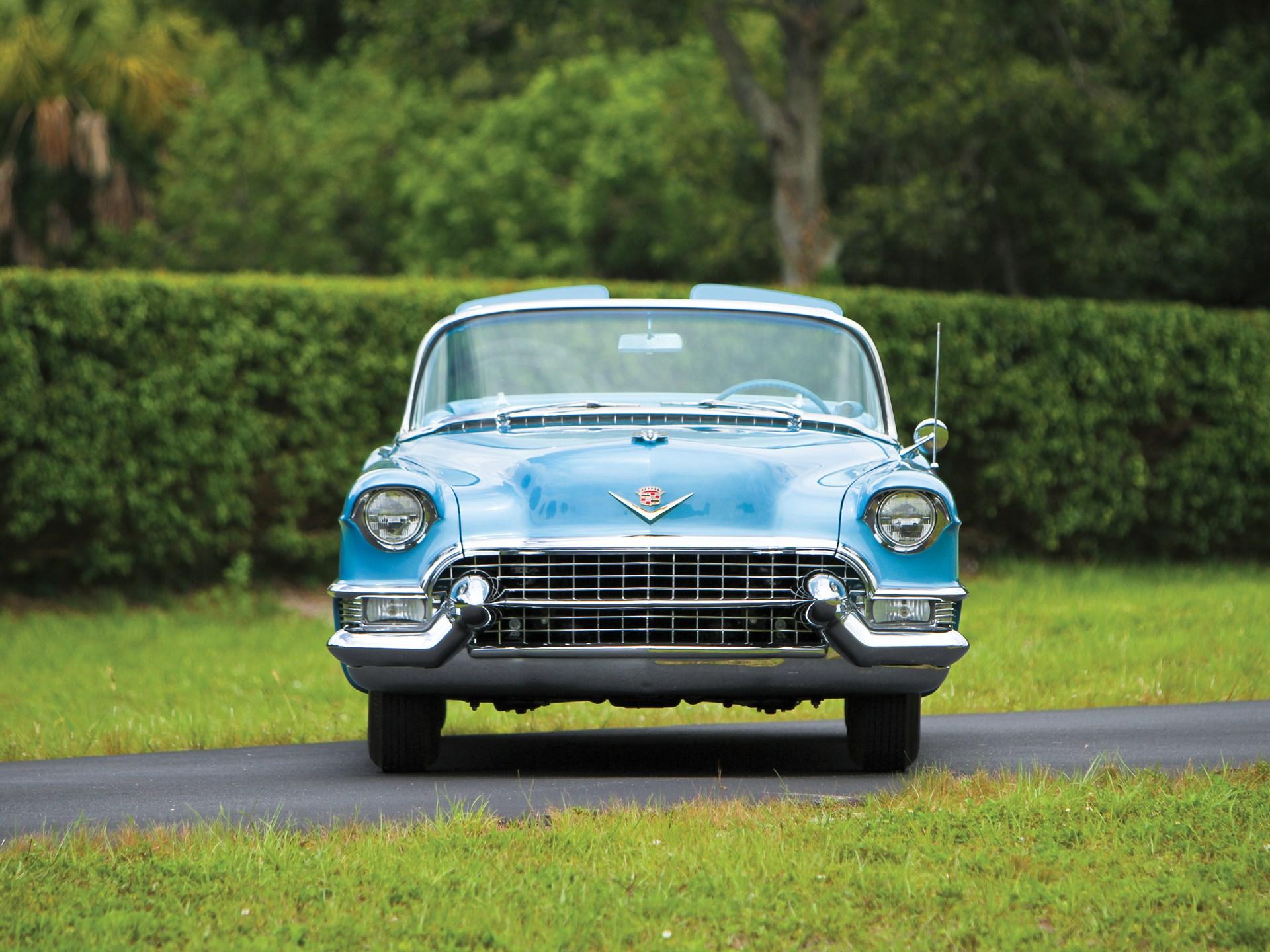Rm Sotheby S 1955 Cadillac Eldorado Biarritz Convertible St