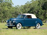 1941 Ford Super DeLuxe Convertible Coupe  - $