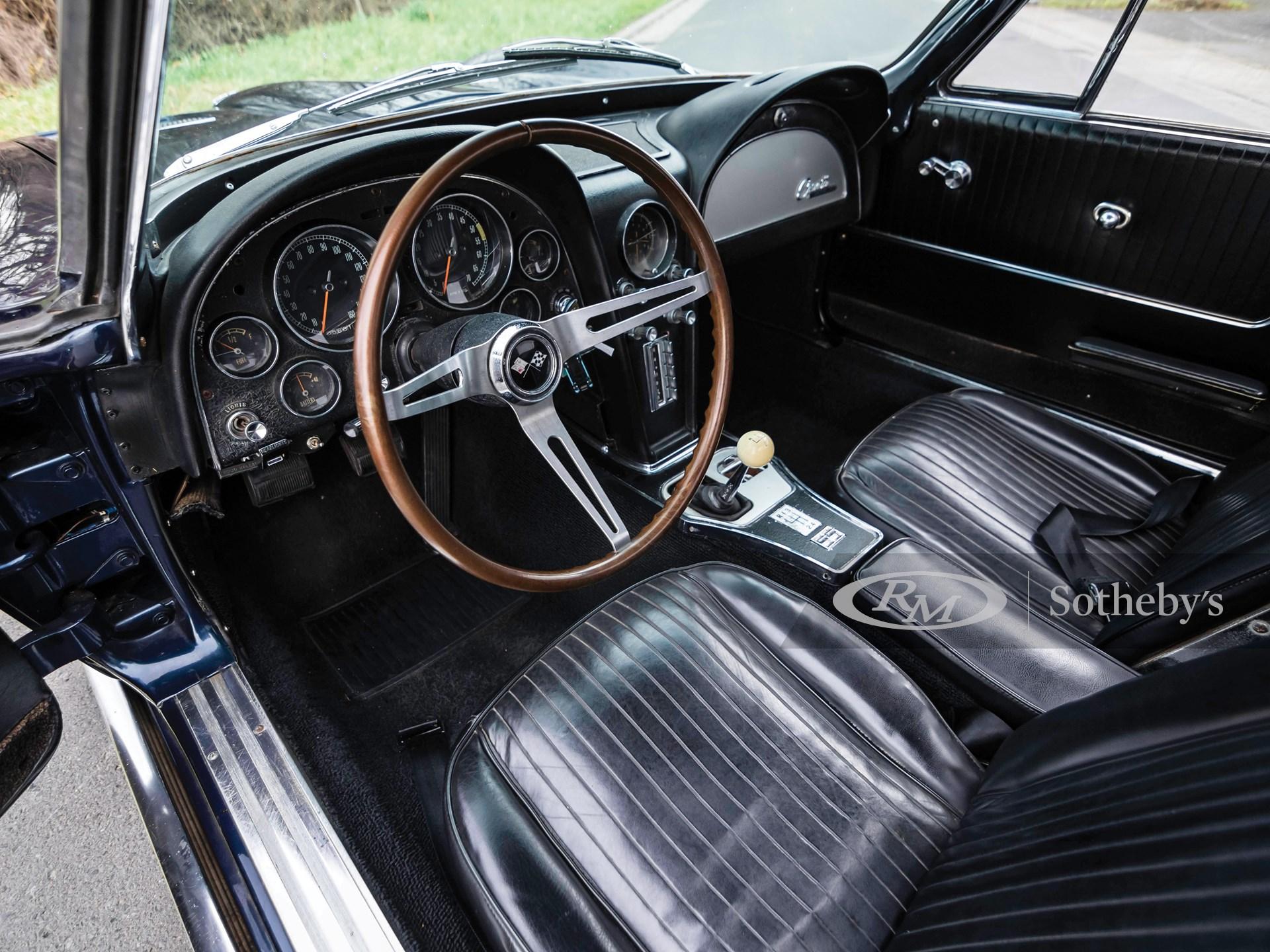 1963 Chevrolet Corvette Sting Ray Convertible  -