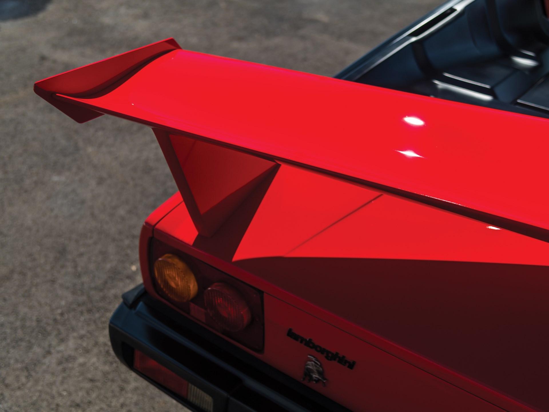 1985 Lamborghini Jalpa P350