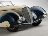 1937 Delahaye 135 Competition Court Torpedo Roadster by Figoni et Falaschi - $