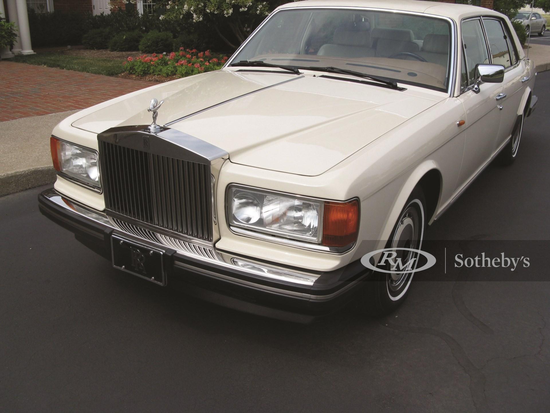 1991 Rolls-Royce Silver Spur