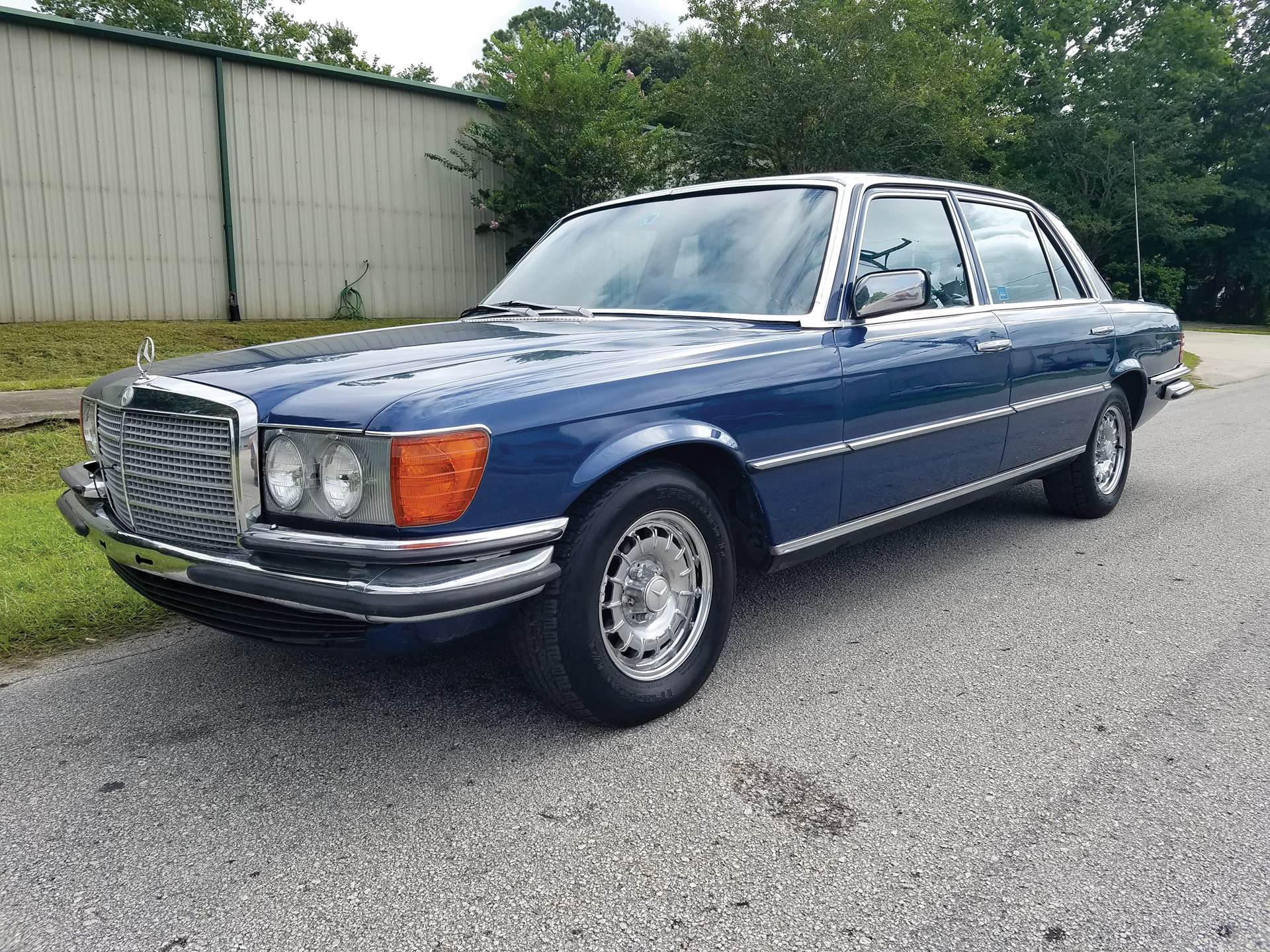 rm sotheby 39 s 1980 mercedes benz 450 sel 6 9 auburn. Black Bedroom Furniture Sets. Home Design Ideas