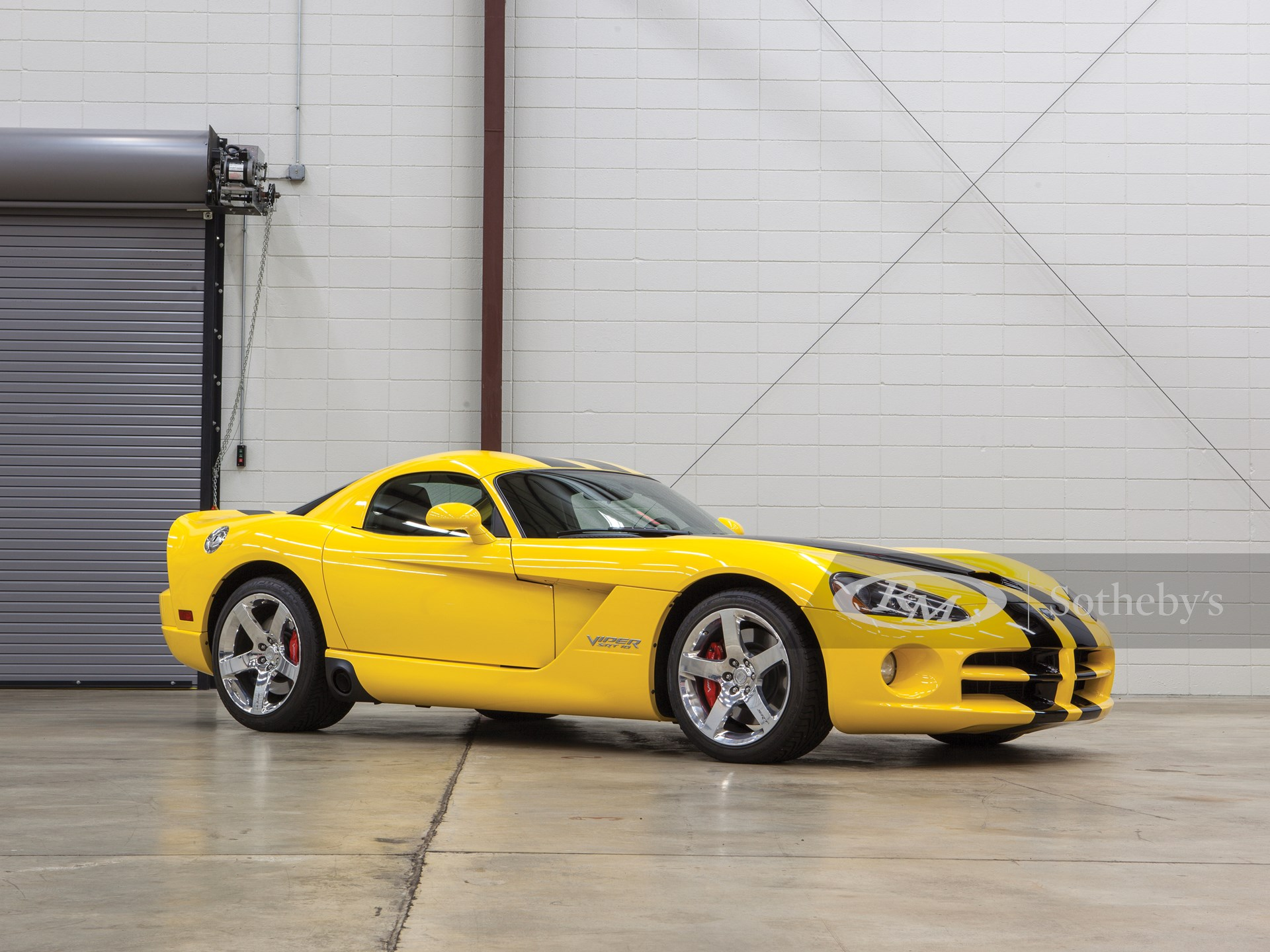 2006 Dodge Viper Srt10 Coupe Amelia Island 2019 Rm Sotheby S