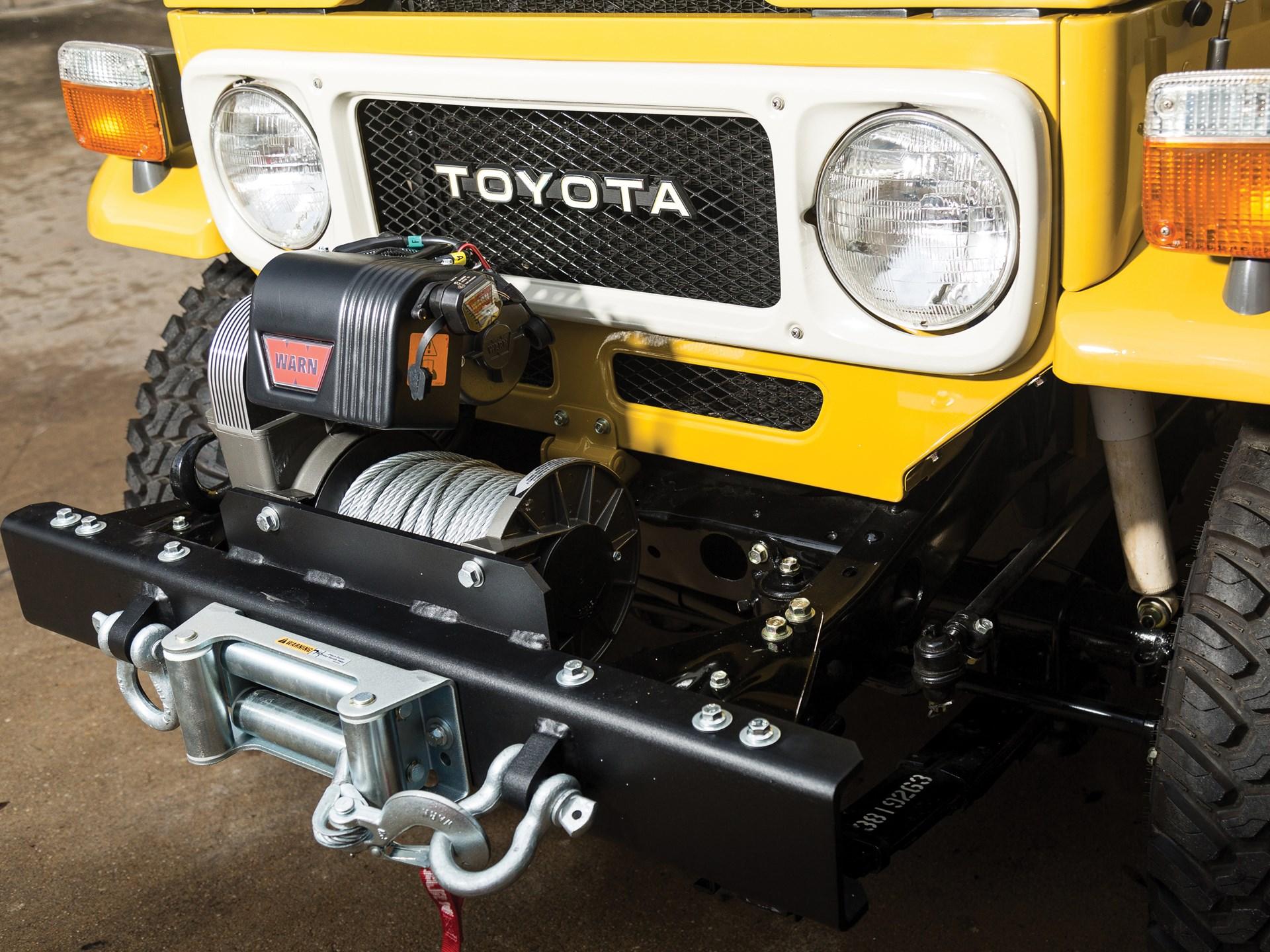 1979 Toyota FJ43 Land Cruiser