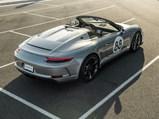 2019 Porsche 911 Speedster 'Heritage Design'  - $