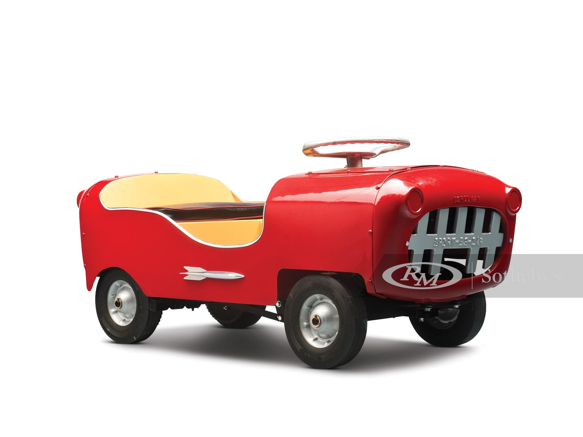 1956 Eshelman Child's Sport Car