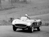 1956 Ferrari 290 MM by Scaglietti - $ Chassis number 0628 at the ADAC 1000 KM Nürburgring in 1957.