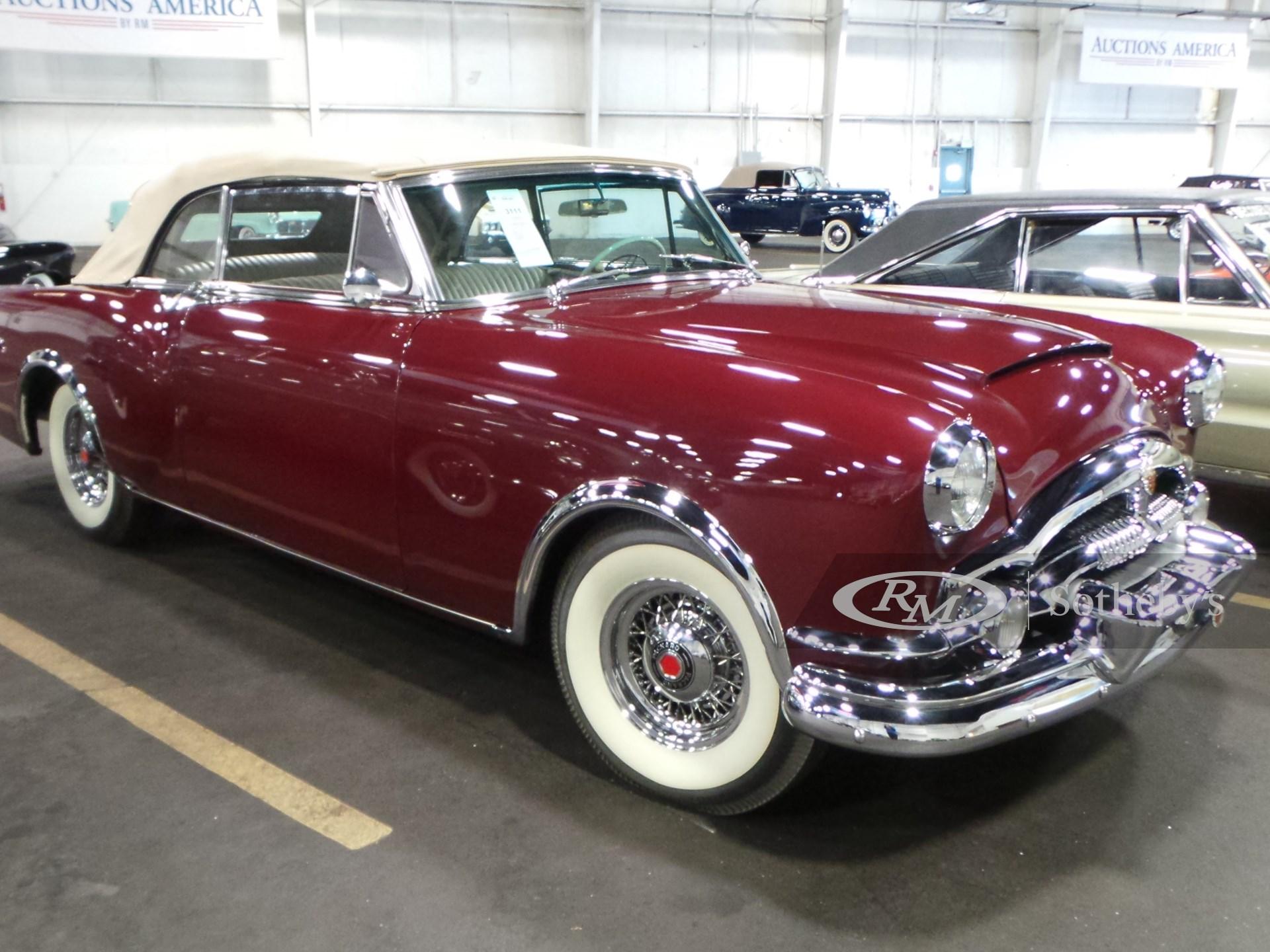 1953 Packard Caribbean